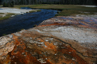 Iron Creek (Iron Spring Creek) & Cinnamon Spouter runoff (30 August 2011) 1 | by James St. John