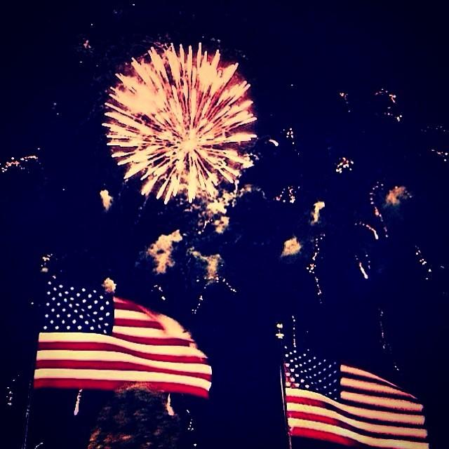 10 fireworks