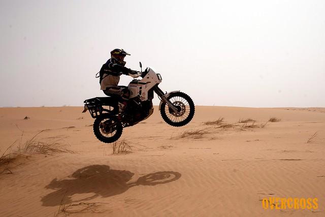 Paris to Dakar 2016