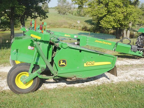 2002 John Deere 926 Mo Co hay mower conditioner | by thornhill3