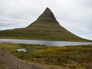 088 Berg Kirkjufell bij Grundarfjörður
