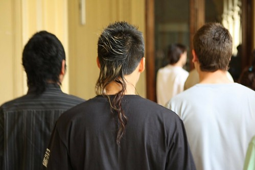 Rat tail haircut fanclub flickr urmus Image collections
