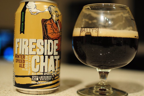 21st Amendment Fireside Chat | by adambarhan