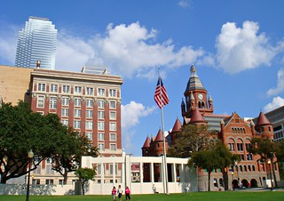 Dealey Plaza, Dallas, Texas | by CameliaTWU (off and on)