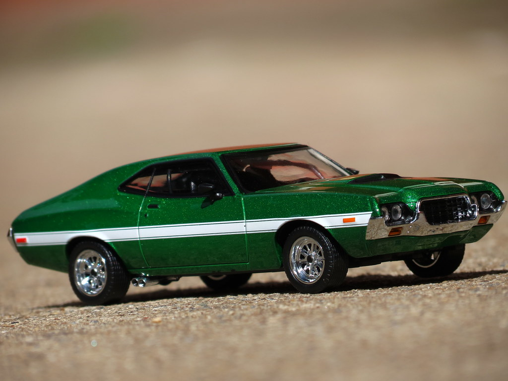 235 ford gran torino fast and furious 1972 143 by adilson