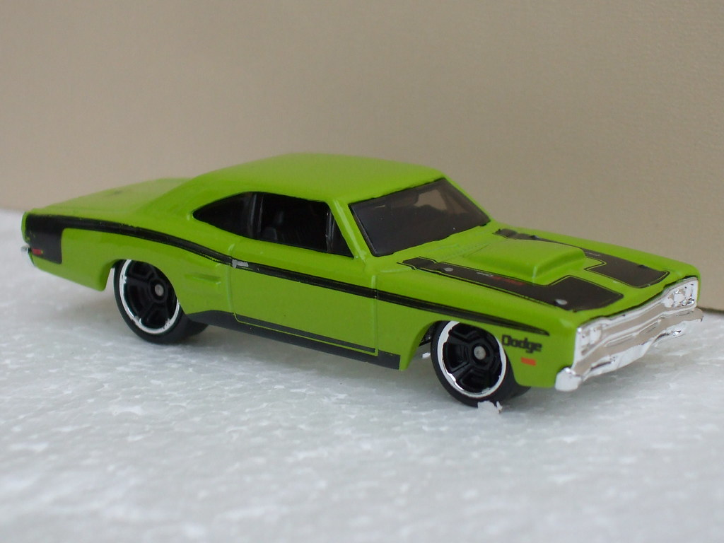 Hot Wheels 1969 Dodge Coronet Super Bee Muscle Car Flickr