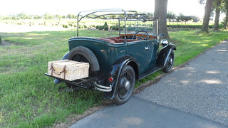 Austin Ten open tourer | by carrosseriebouwjansen.nl