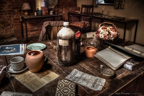 Holdings Country Pottery - Shop / Tea Room | by DugieUK