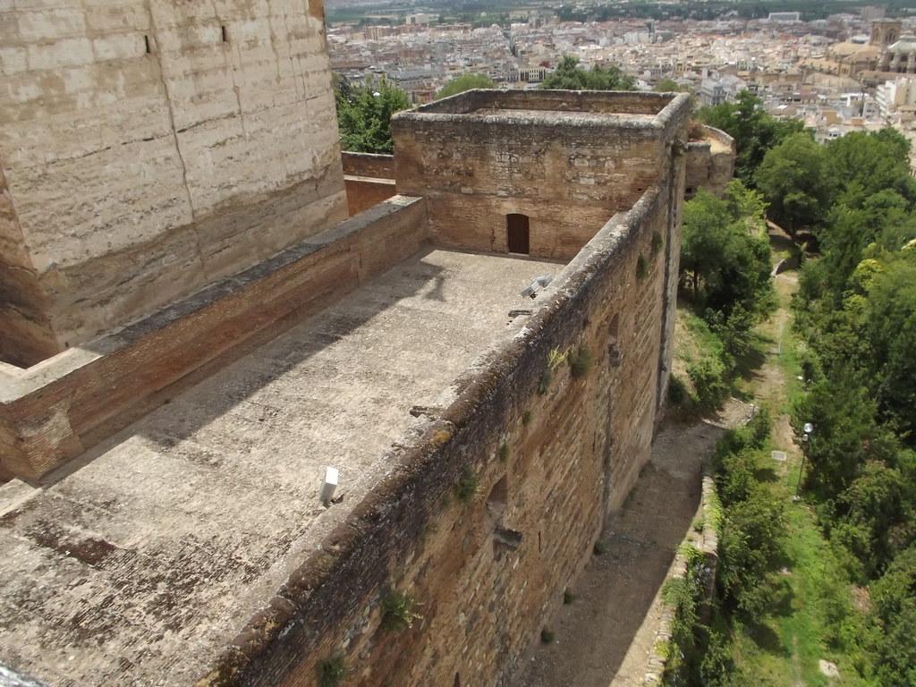 Resultado de imagen de torre de los hidalgos alhambra