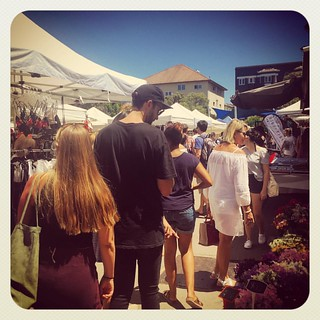 Markets magic #atbondi #sunny #spring #market #weekend #sydney #sunday #lovemyhome | by andy@atbondi