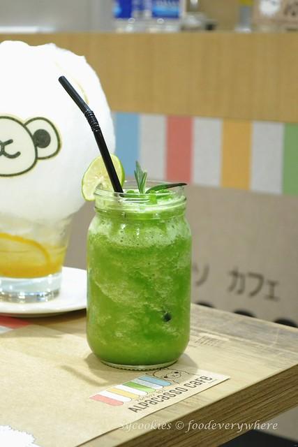1.Alpacasso Café @ Aeon Mid Valley Megamall