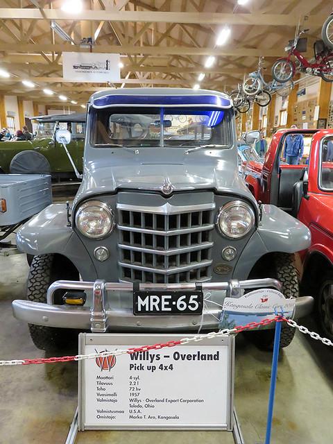Vehoniemen automuseo IMG_4452