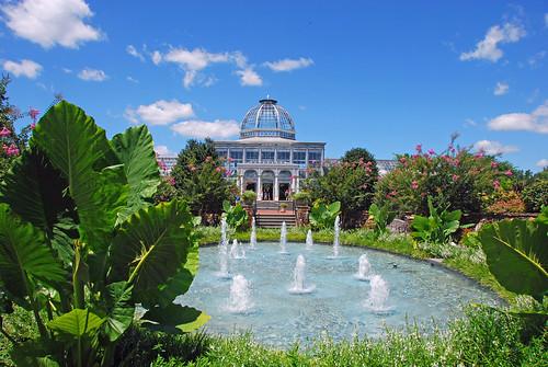 Lewis Ginter Botanical Gardens Richmond Va It Was A Pl Flickr