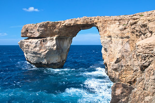 Malta: Gozo, Azure Window | by Ben124.