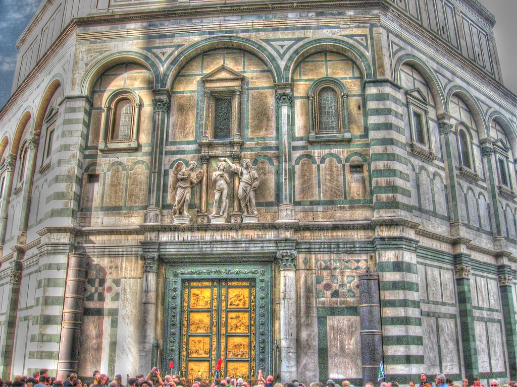 ... Bernini Doors Florence   by 74prof & Bernini Doors Florence   In 1401 a competition was announcu2026   Flickr