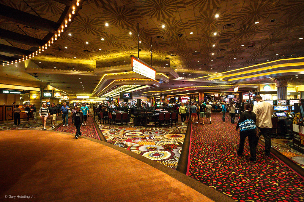 Mgm grand casino floor goldstrikecasinotunica
