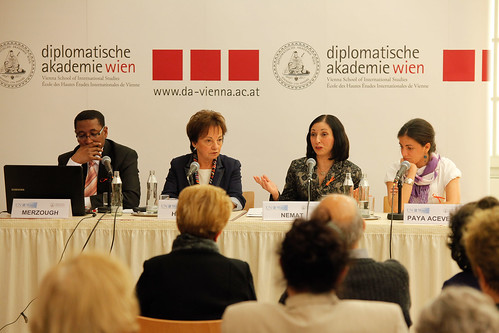 UN Watch human rights conference at the Diplomatic Academy of Vienna | by UN Watch