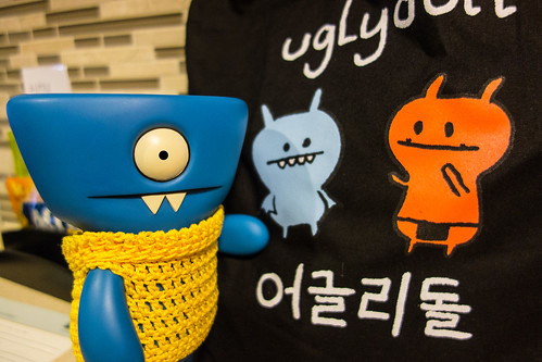 Uglyworld #2365 - Buddies Bag - (Project On The Go - Image 196-365) | by www.bazpics.com