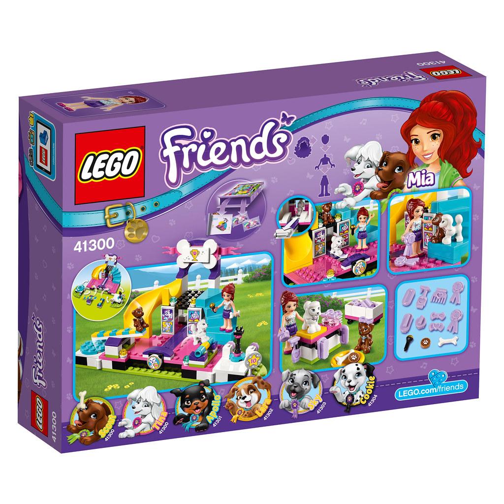 LEGO Friends Puppy Championship (41300)