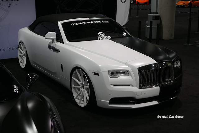 ROLLS ROYCE WRAITH – VERDI by Giovanna Wheels
