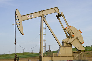 Orvis State oil well - Evanson Place - Arnegard North Dakota - 2013-07-04 | by Tim Evanson