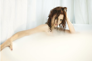 IN THE TUB — Lara Jean Chorostecki