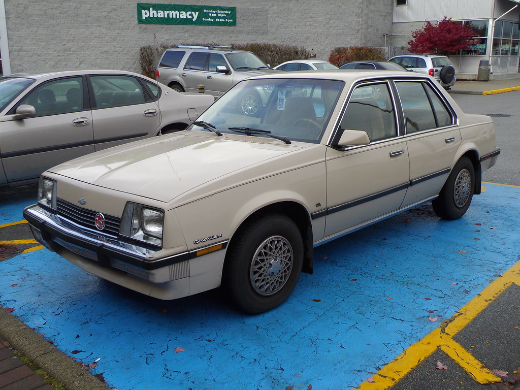 Cavalier 1982 chevrolet cavalier : 1982 Chevrolet Cavalier CL | I've already have seen this car… | Flickr