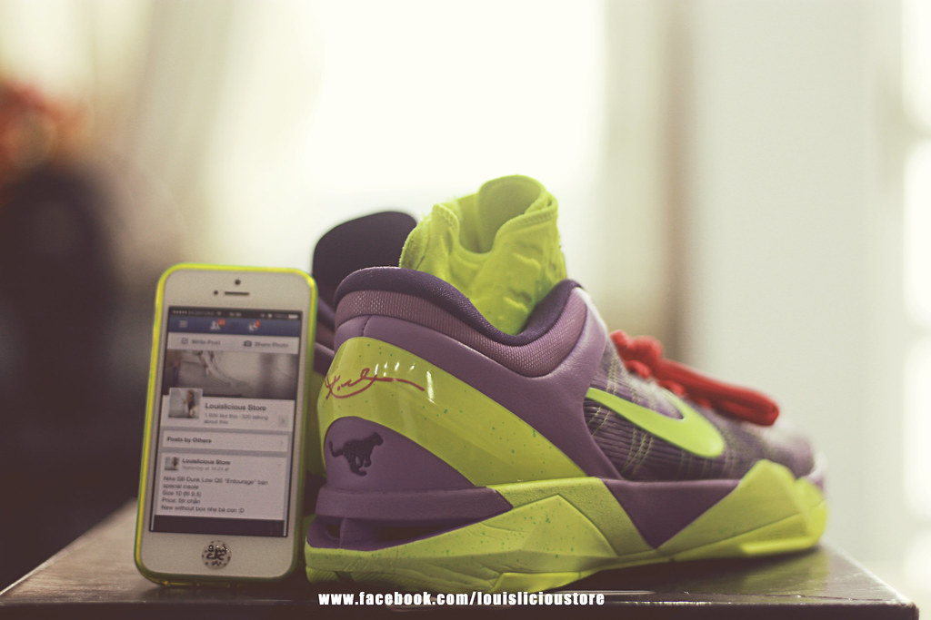 Nike Kobe 7 Christmas | Louis Nguyen | Flickr
