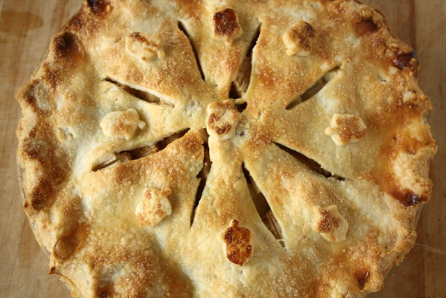 How to make the perfect pie crust: My Recipe!