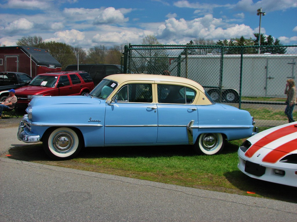 A 1954 Plymouth Savoy In May 2014 Seen At The Rhinebe Flickr 1960 Sedan By Richie 59
