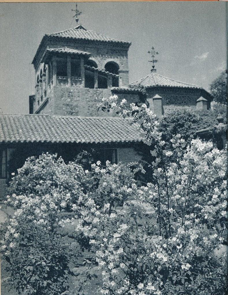 Museo del Greco de Toledo en la primavera de 1955. Fotografía de Cas Oorthuys © Nederlands Fotomuseum, Rotterdam