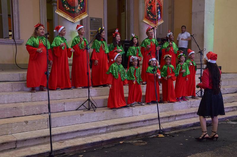 Festival Amazonas de Corais - Natal no Paço 04/12/2016