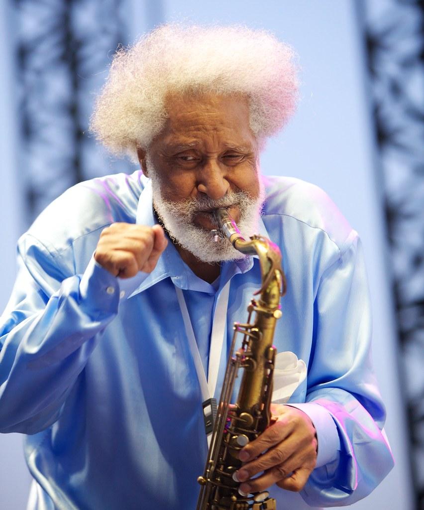 Sonny Rollins at Jazz a Juan 2012 15