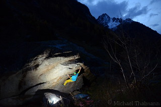 Dawn Session | by Serious Climbing