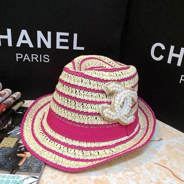 ... Chanel pearl Hat ed5422399