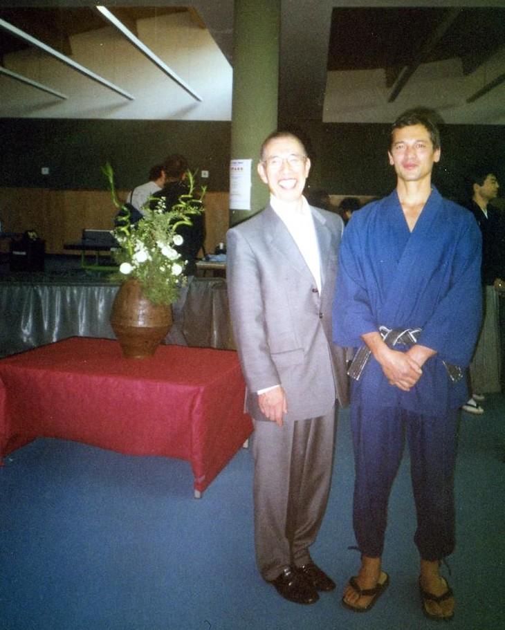 Visite Noro sensei Stage Niten-10 20052