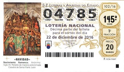 LOTERIA 2016 b