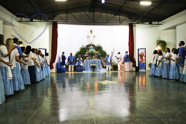 Gira festiva pelo Jubileu de Ouro do CEANSG