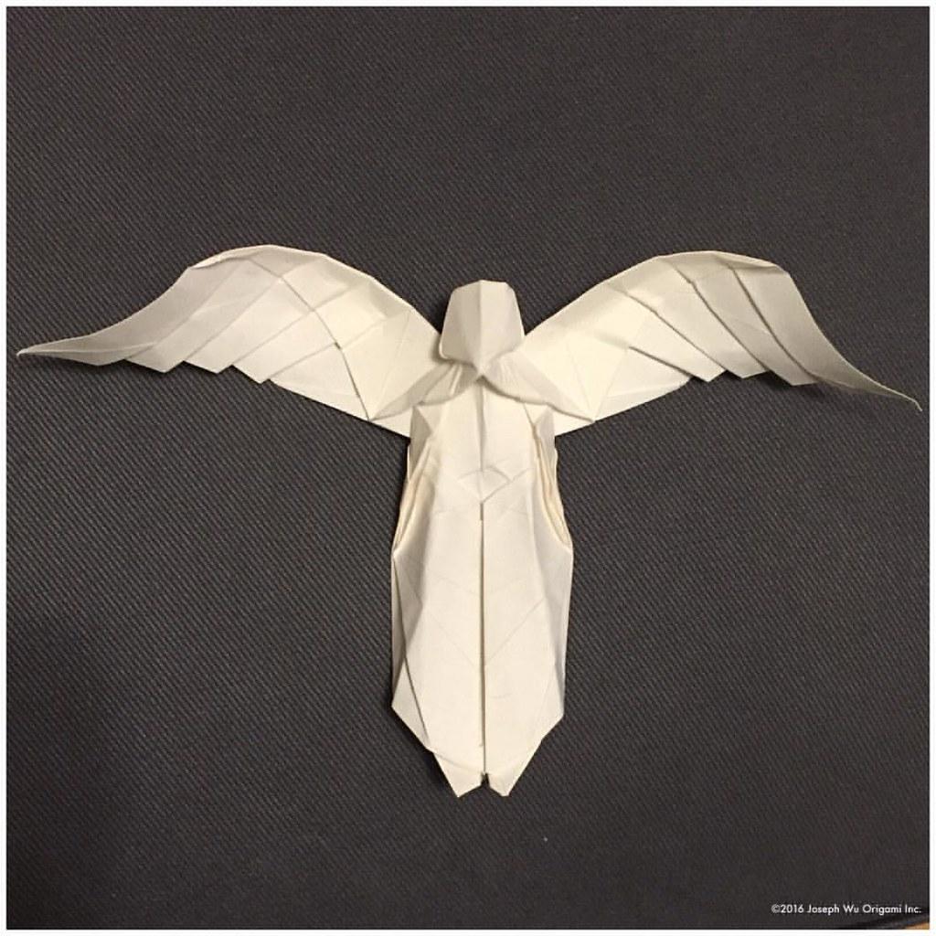 Daily Angel 6 Joseph Wu Flickr Origami Diagram By