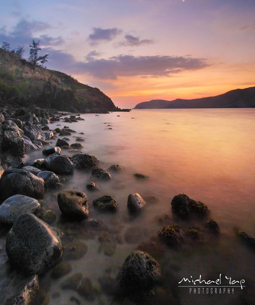 Nagsasa Cove Twilight