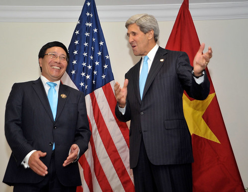 Secretary Kerry Meets With Vietnamese Foreign Minister | by U.S. Department of State