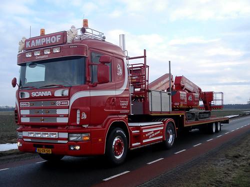 Truck Parts F Bed