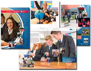 Sandown Bay Academy Prospectus 2013/14 | by s0ulsurfing