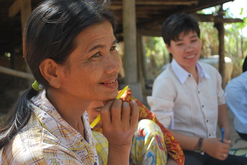 IWDA / ADRA focus group, Cambodia | by DFAT photo library