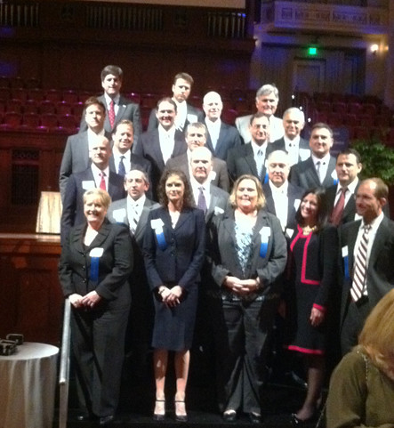 CFO Awards winners and finalists group shot sm | by DCIDS Communications