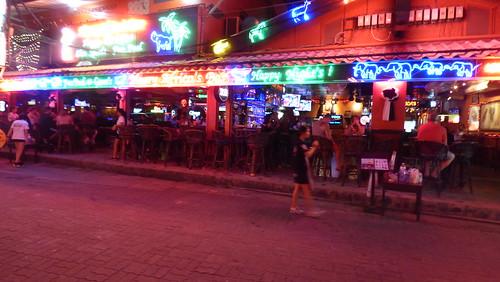 Koh Samui Chaweng night