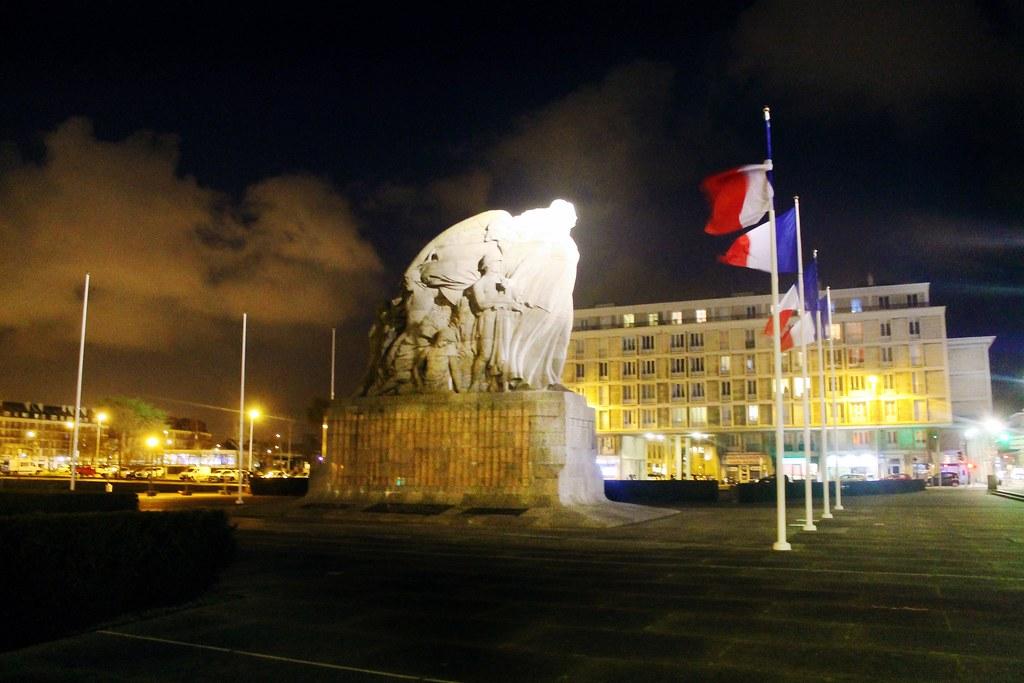 Drawing Dreaming - Guia de visita de Le Havre, Normandia