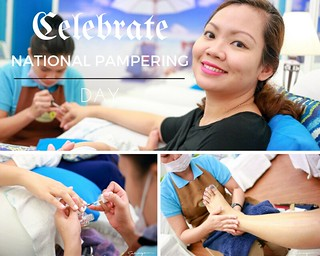 National Pampering Day | by Dollhouse Diary