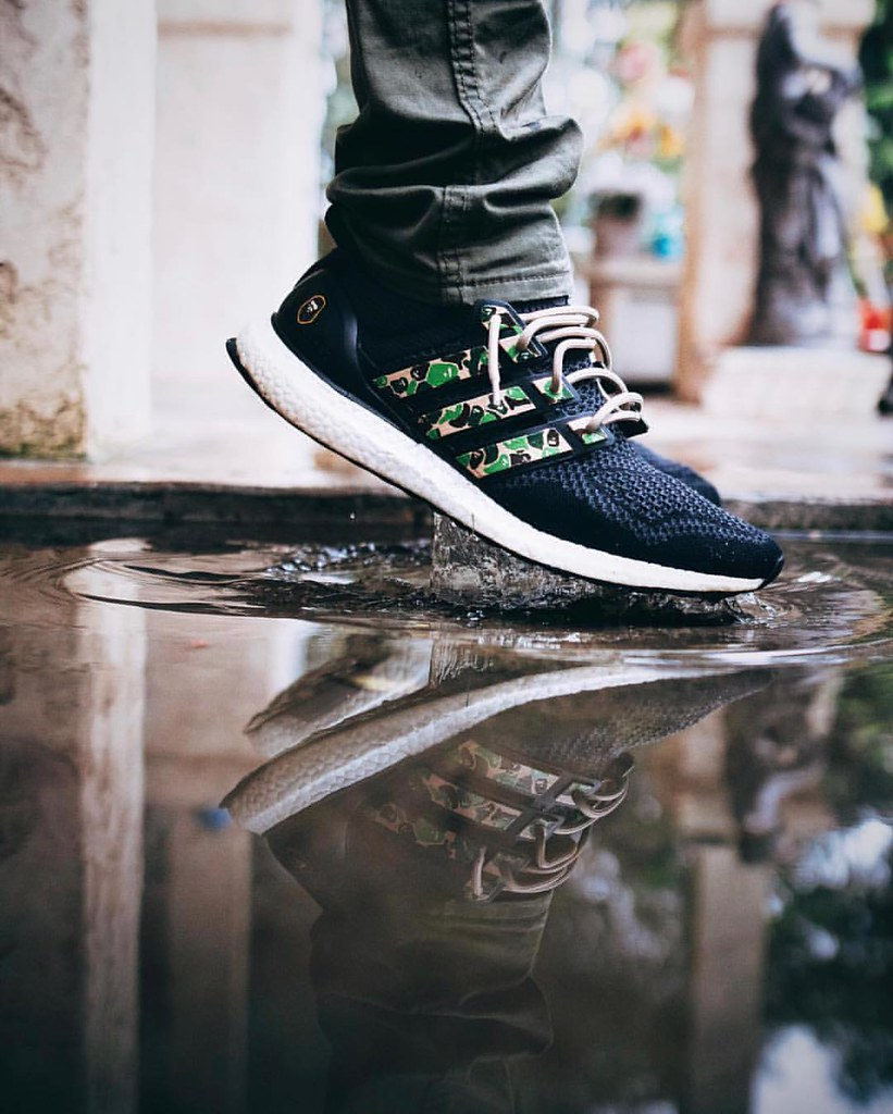 SSBlog We Hypin For Bape NMD But How About This Custom UB
