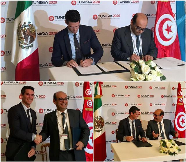 México-Túnez_Hacia una cooperación comercial duradera